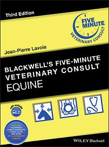 Blackwell´s Five-Minute Veterinary Consult: Equine, Third Edition