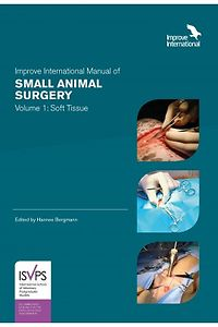 Improve International Manual of Small Animal Surgery Volume 1
