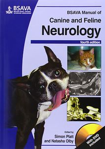 BSAVA Manual of Canine and Feline Neurology, 4th edition (with DVD-ROM)