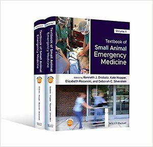 Textbook of Small Animal Emergency Medicine, 2 Volume set