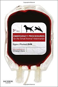 Emergency Procedures for the Small Animal Veterinarian (paperback)