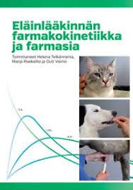 Eläinlääkinnän farmakokinetiikka ja farmasia