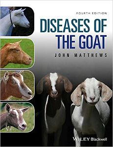 Diseases of the goat, fourth edition