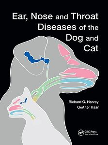 Ear, Nose and Throat Diseases of the Dog and Cat, paperback