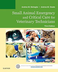 Small Animal Emergency and Critical Care for Veterinary Technicians, 3. edition