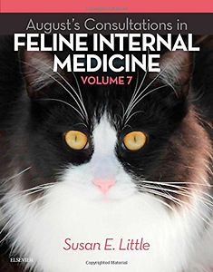 August's Consultations in Feline Internal Medicine, Volume 7