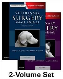 Veterinary Surgery: Small Animal Expert Consult, 2-Volume Set, 2nd Edition