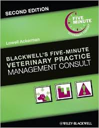 Blackwell's Five-Minute Veterinary Practice Management Consult, 2nd Edition