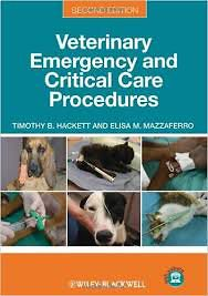 Veterinary Emergency and Critical Care Procedures 2nd Revised ed.