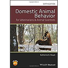Domestic Animal Behavior for Veterinarians and Animal Scientists, 6th Edition