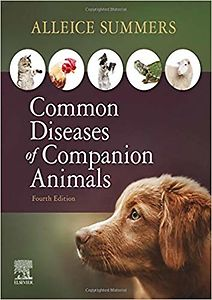 Common Diseases of Companion Animals, Fourth Edition