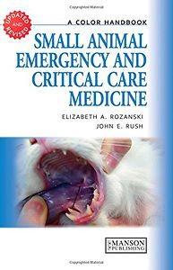 A Color Handbook, Small Animal Emergency and Critical Care Medicine