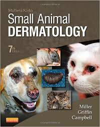 Muller and Kirk's Small Animal Dermatology, 7th Edition
