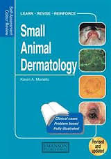 Small Animal Dermatology: Self-Assessment Color Review