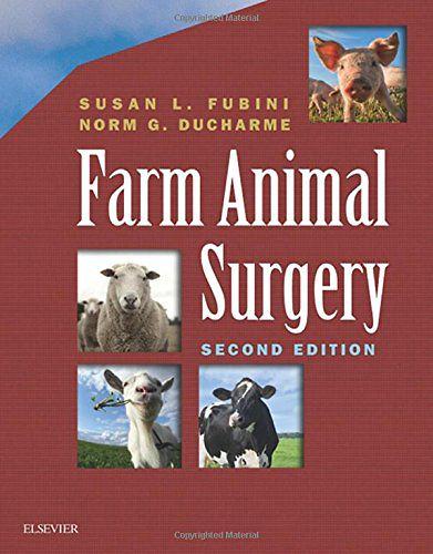 Farm animal surgery, 2nd edition - Production animals - Fennovet Oy