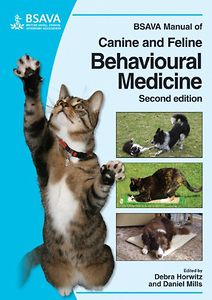 Manual of Canine and Feline Behavioural Medicine + CD, BSAVA