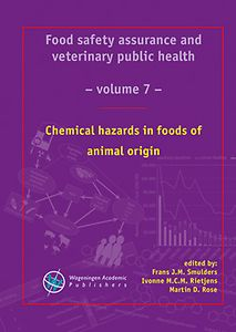 Chemical hazards in foods of animal origin
