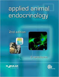 Applied Animal Endocrinology (Paperback)