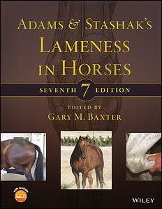 Adams and Stashak's Lameness in Horses, 7th Edition