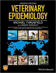 Veterinary Epidemiology 4th Edition