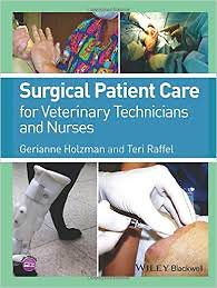 Surgical Patient Care For Vet Techs
