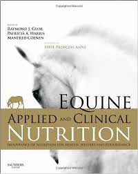 Equine Applied and Clinical Nutrition - Health, Welfare and Performance
