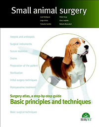 Small animal surgery: Basic principles and techniques. Surgery atlas, a step-by-step guide.